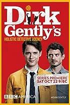 Dirk Gently's Holistic Detective Agency é uma das Séries de Comédia da Netflix Seriados