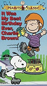 Absolutly free movie downloads It Was My Best Birthday Ever, Charlie Brown! [480i]
