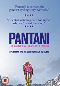 Pantani: The Accidental Death of a Cyclist by Alex Holmes