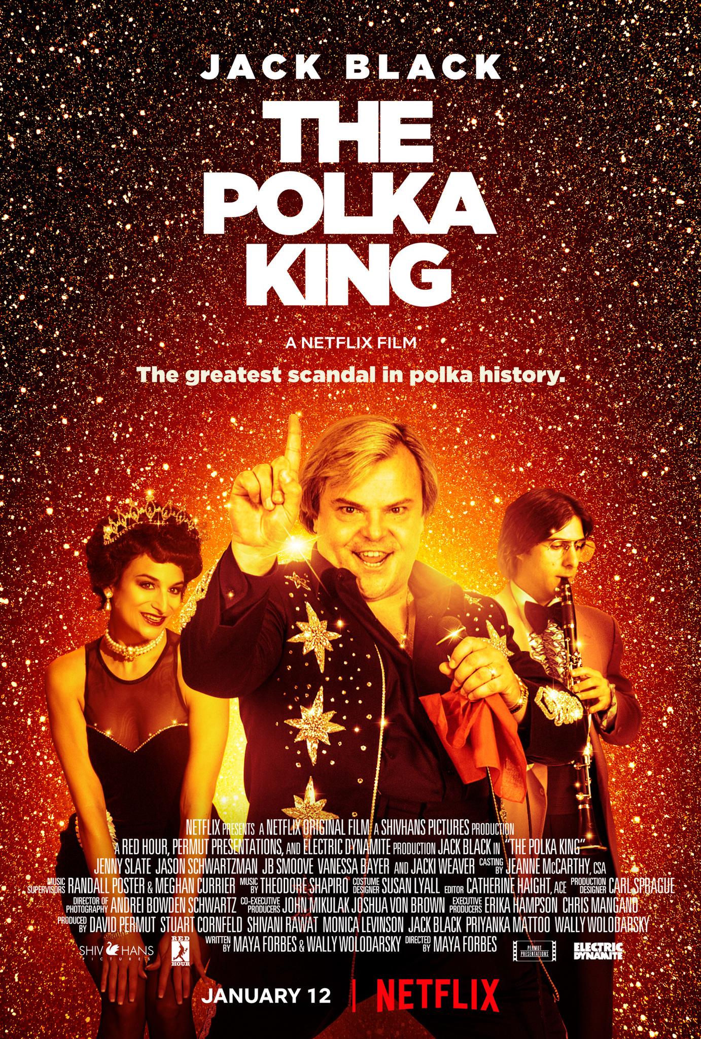 The Polka King (2017) WEBRip 720p & 1080p