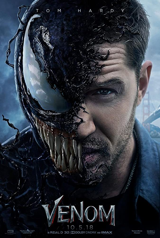 Venom 2018 Movie | Trailer | Upcoming |