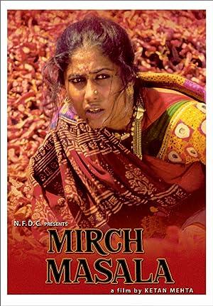Ketan Mehta Mirch Masala Movie