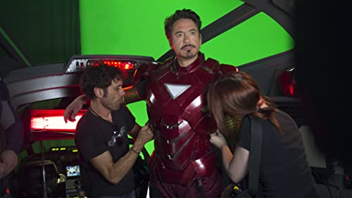 Go Behind the Scenes of the Marvel Cinematic Universe gallery