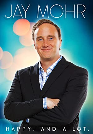 Where to stream Jay Mohr: Happy. And a Lot.