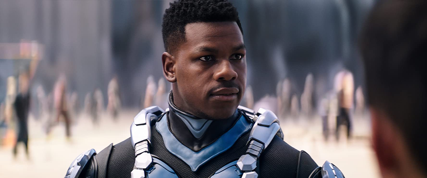 John Boyega in Pacific Rim: Uprising (2018)