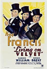 Living on Velvet (1935) Poster - Movie Forum, Cast, Reviews
