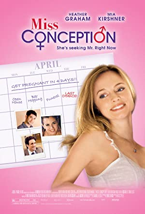 Where to stream Miss Conception