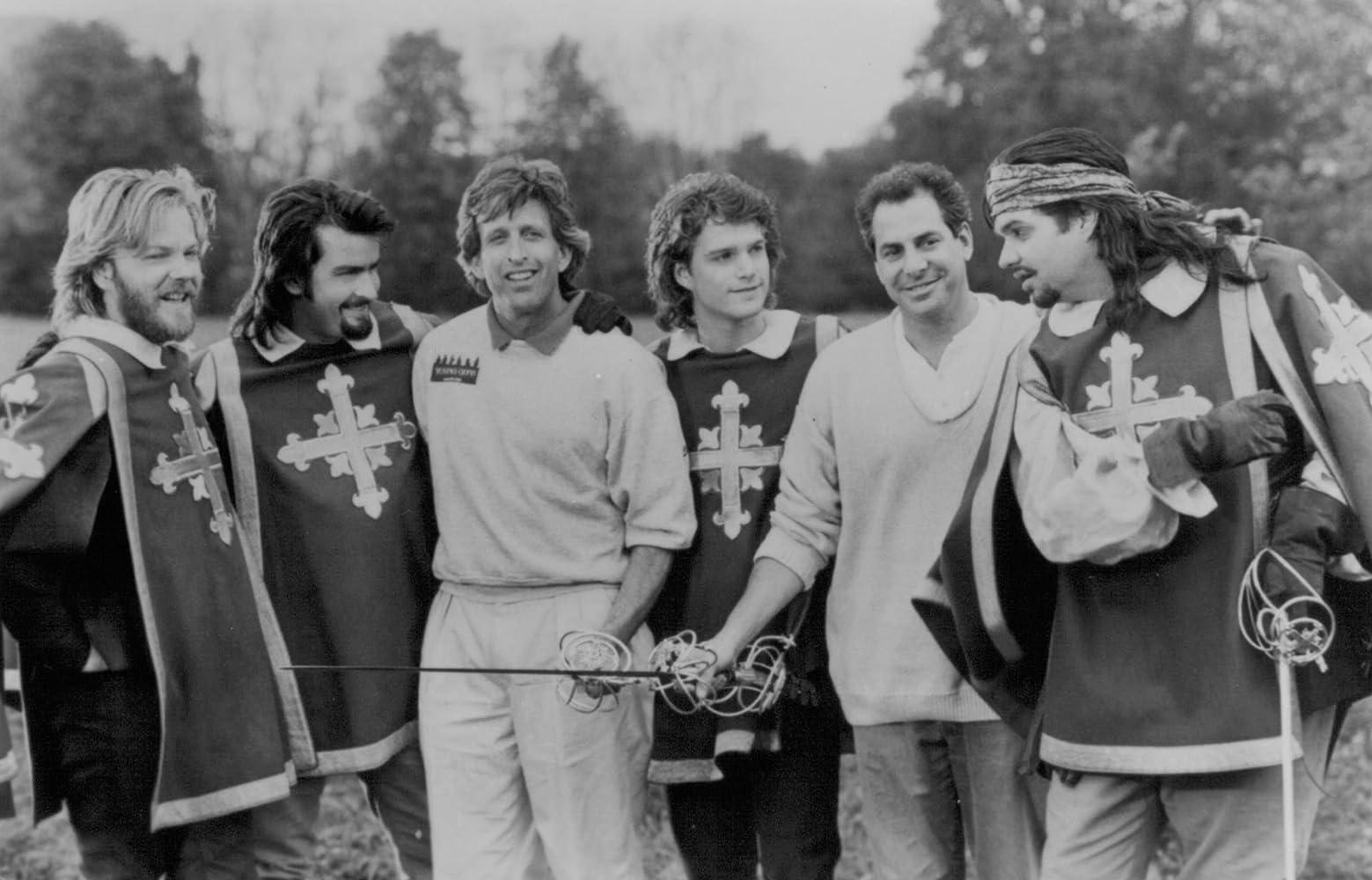 three musketeers 1993 online free