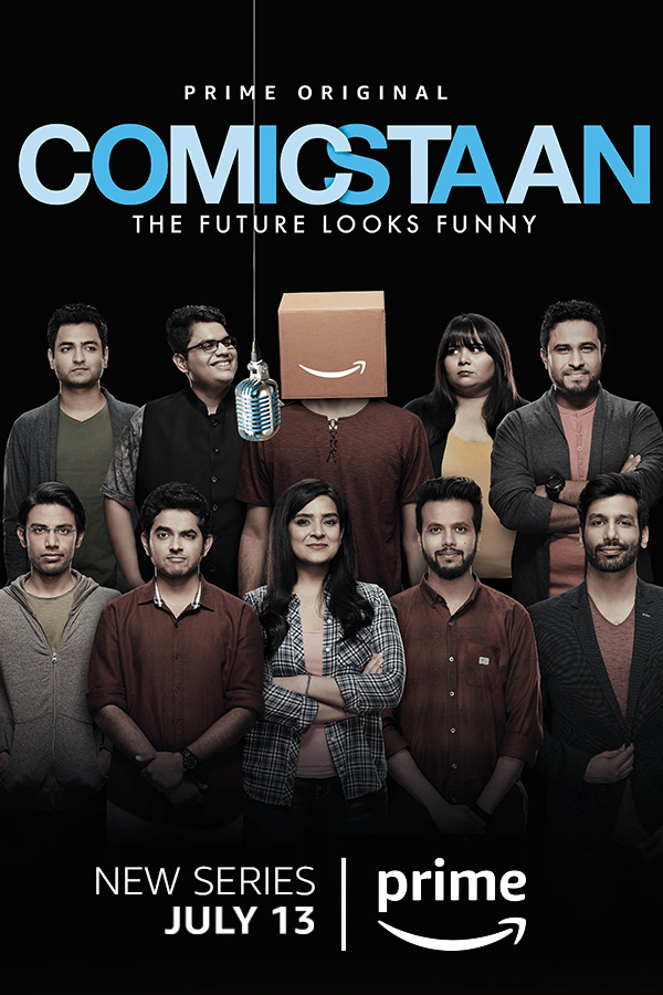 Comicstaan 2018 Season 1 Hindi Episode 5 720p HDRip x264 400MB