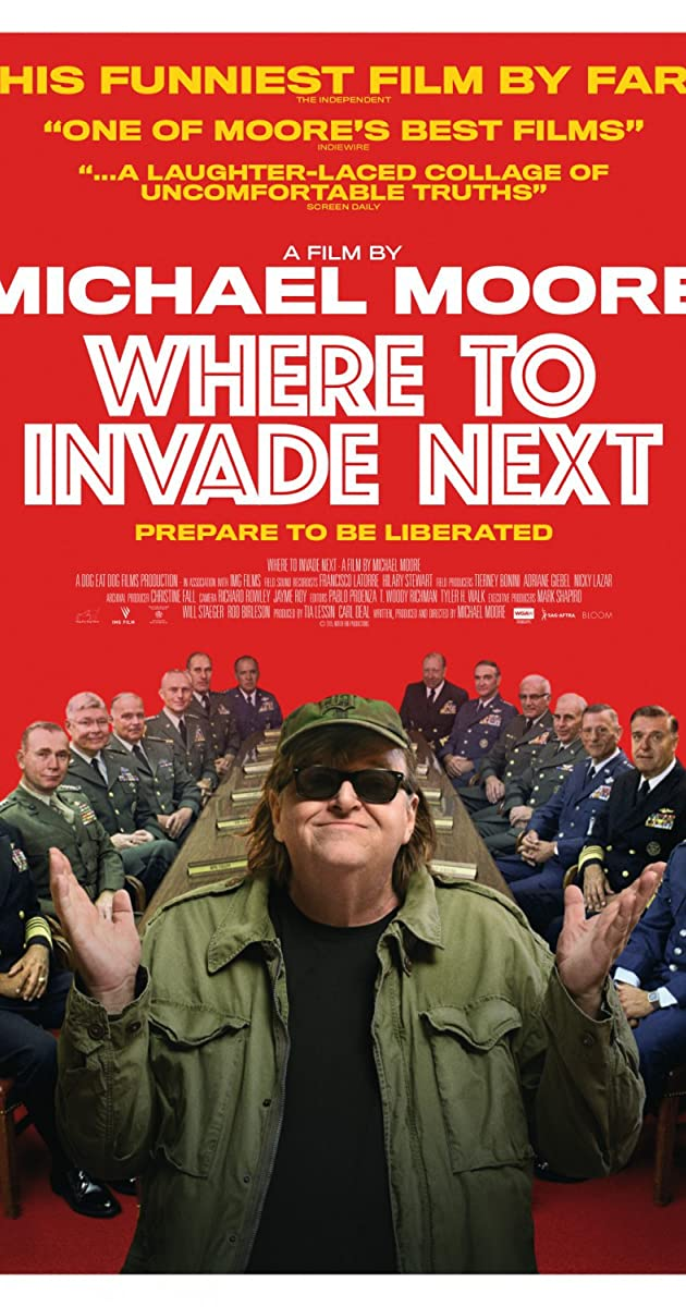 where to invade next stream online free