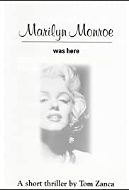 Marilyn Monroe Was Here Poster