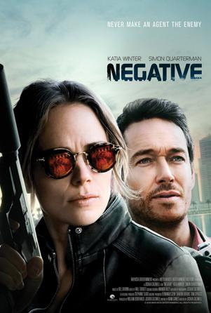 Negative (2017) Hindi Dubbed (ORG) [Dual Audio] WebRip 720p HD (With Ads !)