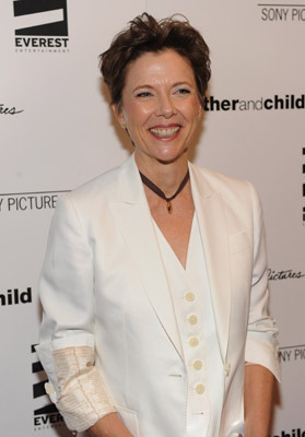 Annette Bening at an event for Mother and Child (2009)