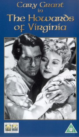 Cary Grant and Martha Scott in The Howards of Virginia (1940)