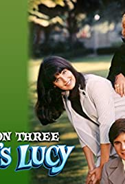 Lucy, the Co-Ed Poster