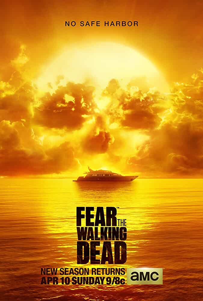 Fear The Walking Dead Season 02 All 15 Episodes 720p WEB-DL x264 MP3 ESub [English] 4.80GB Download | Watch Online