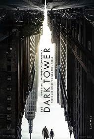 Matthew McConaughey, Idris Elba, and Tom Taylor in The Dark Tower (2017)
