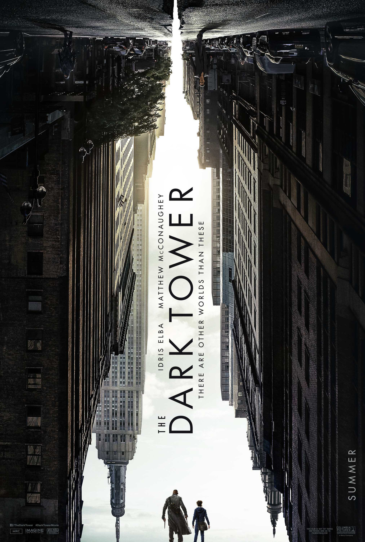 The Dark Tower (2017) BluRay 480p, 720p & 1080p
