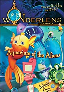 Watch ready movie Wonderlens Presents: Aquarium of the Aliens by [640x960]