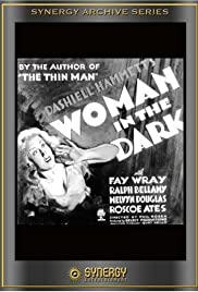 Woman in the Dark (1934) Poster - Movie Forum, Cast, Reviews