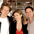 Kevin Bacon and Kyra Sedgwick at an event for The Woodsman (2004)