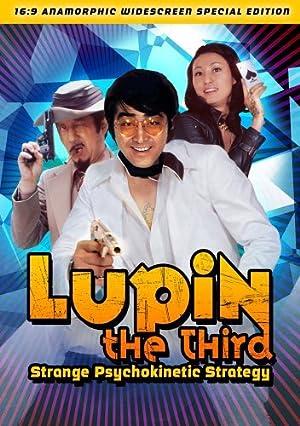 Lupin III: Estranha Estratégia Psicocinética