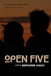 Open Five Poster
