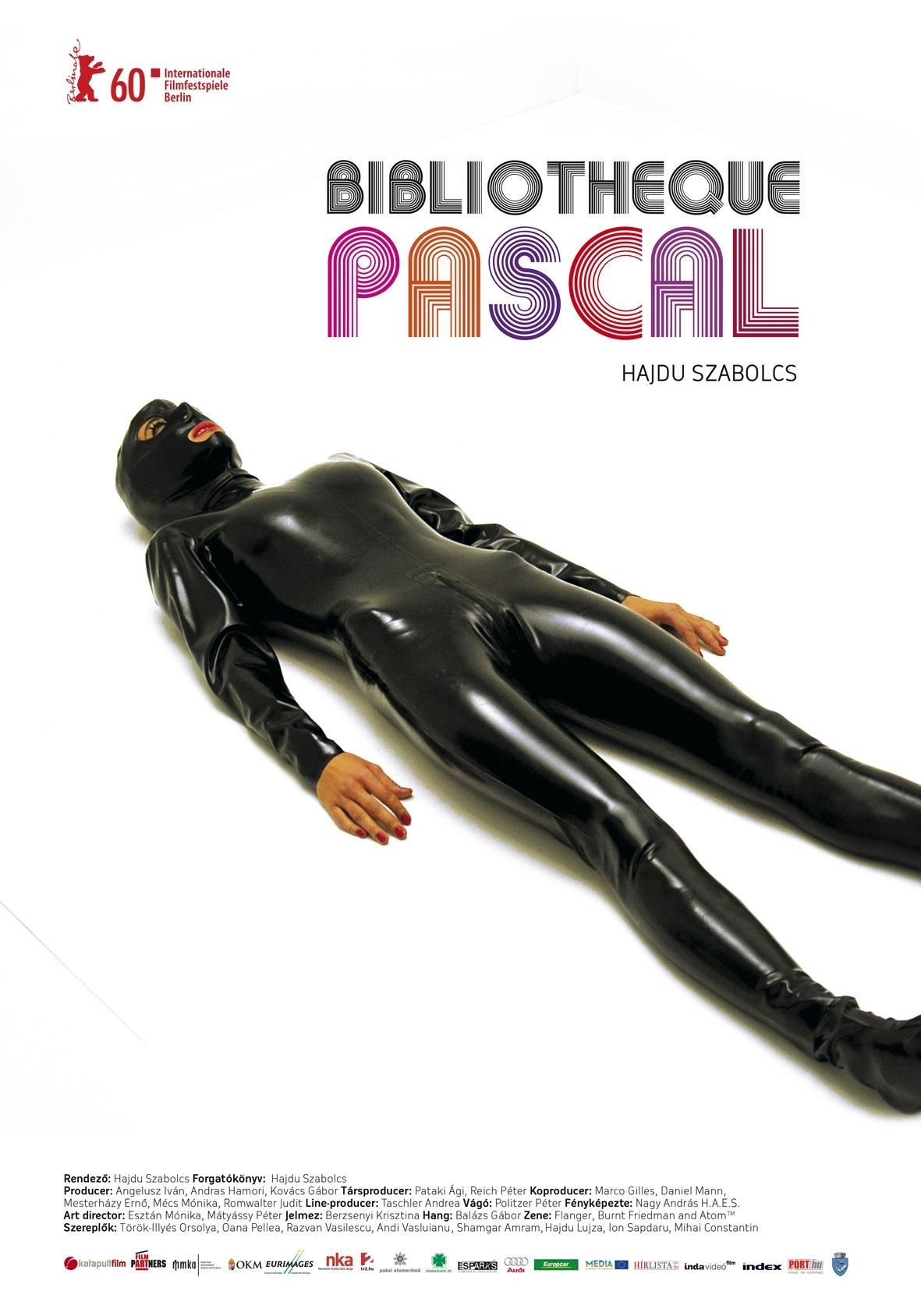 Biblioth¨que Pascal 2010 IMDb
