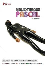Bibliothèque Pascal Poster