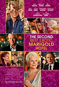 Primary photo for The Second Best Exotic Marigold Hotel