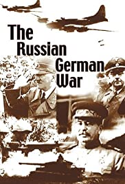 The Russian German War Poster