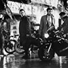 Michael Douglas and Andy Garcia in Black Rain (1989)