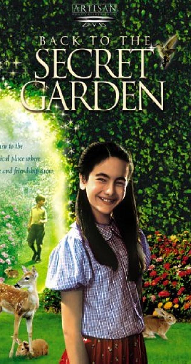 Back to the Secret Garden (2000) - IMDb