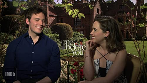 Emilia Clark and Sam Claflin on the Art of the Kiss