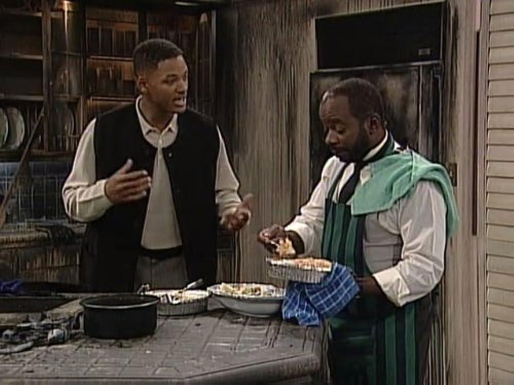 The Fresh Prince Of Bel Air Burnin Down The House Tv Episode 1995 Imdb