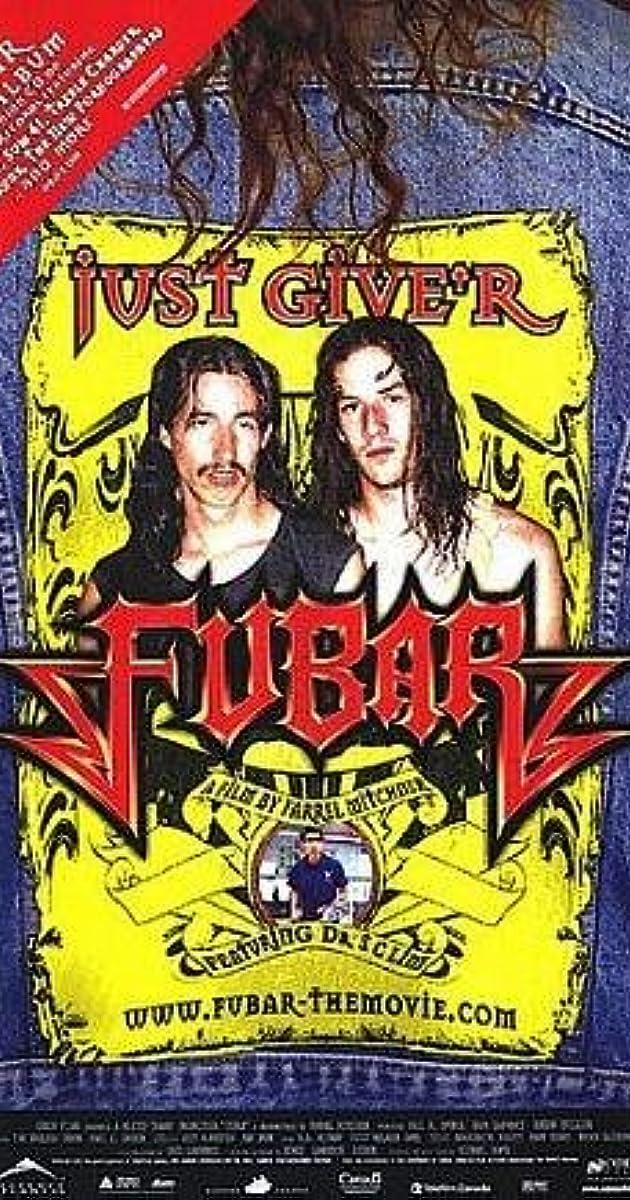 Subtitle of Fubar