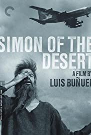 Simon of the Desert Poster