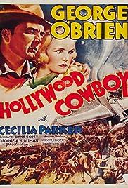 Hollywood Cowboy Poster