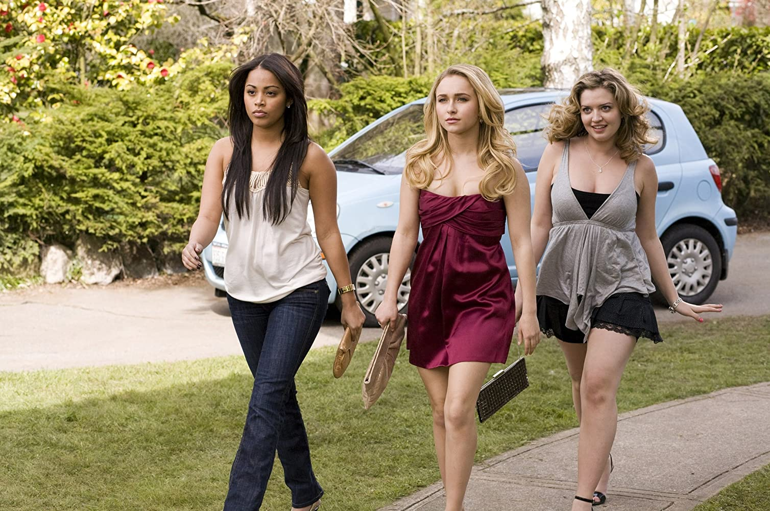 Hayden Panettiere, Lauren Storm, and Lauren London in I Love You, Beth Cooper (2009)
