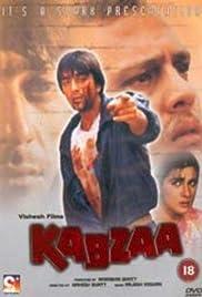 Kabzaa Poster