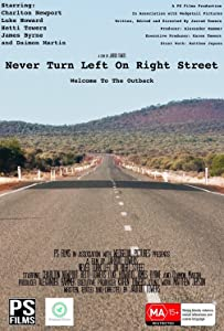 Amazon digital downloads movies Never Turn Left on Right Street [720x594]