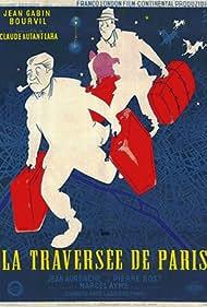 La traversée de Paris (1956)