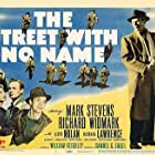 Richard Widmark, Barbara Lawrence, Lloyd Nolan, and Mark Stevens in The Street with No Name (1948)