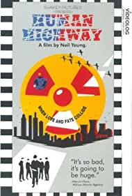 Human Highway Poster - Movie Forum, Cast, Reviews