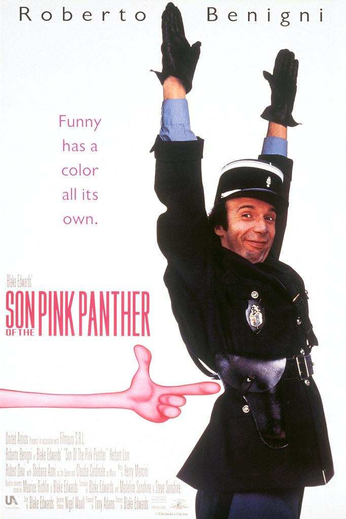 ROŽINĖS PANTEROS SŪNUS (1993) / SON OF THE PINK PANTHER