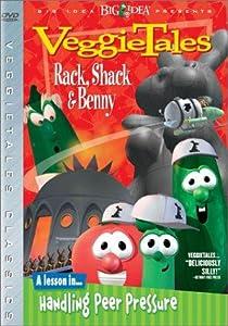 Movie search watch online VeggieTales: Rack, Shack \u0026 Benny USA [DVDRip]