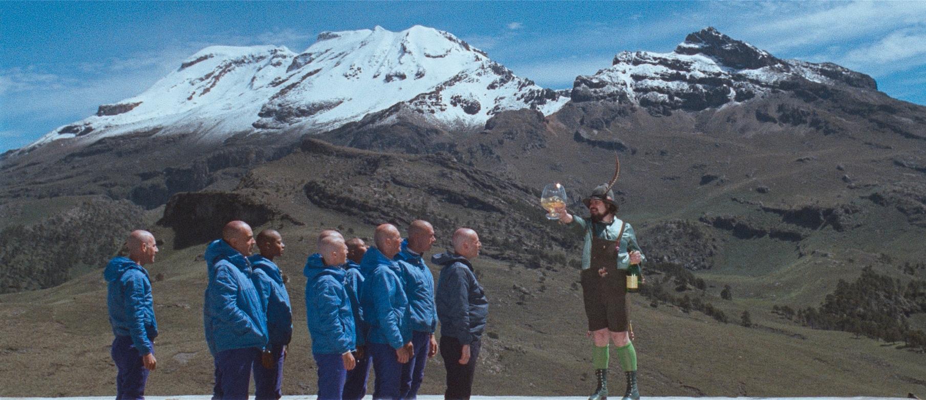 La montaña sagrada (1973)