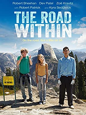 The Road Within Poster