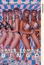 Space Zombie Bingo!!!