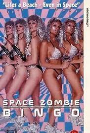 Space Zombie Bingo!!! Poster